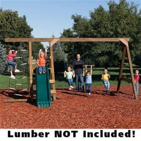 home depot swing set kit 28 images 17 best images