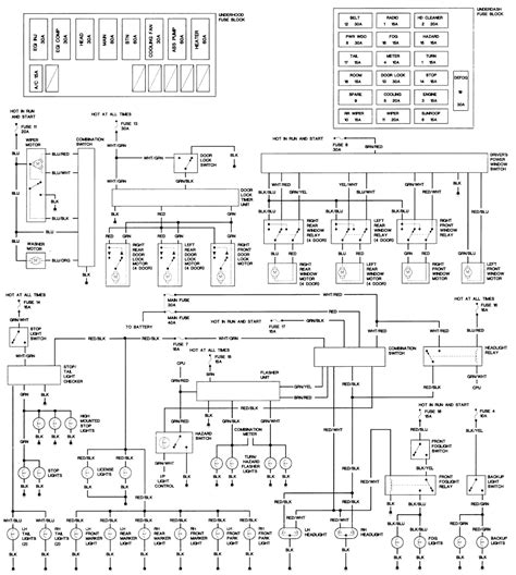 93 miata ignition wiring diagram 93 get free image about