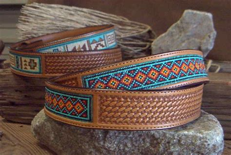 how to make beaded belts desert bead high desert beaded belts ty rogers