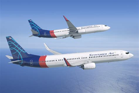batik air vs sriwijaya sriwijaya air orders two boeing 737 900 ers world