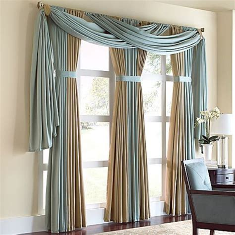 ways to drape curtains ways to hang curtains creative curtain menzilperde net