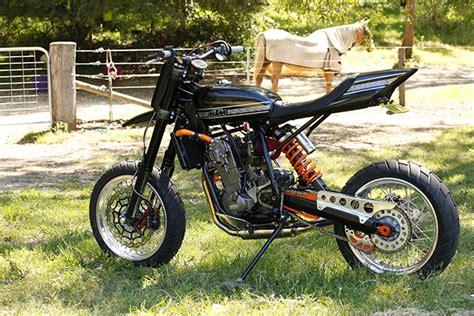 Ktm Tracker Caf 201 Racer 76 2001 Ktm 520 Exc R Ol Keithy