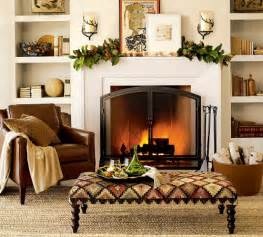Decor For Fireplace Fireplace Mantel Decor Ideas For Decorating For Thanksgiving