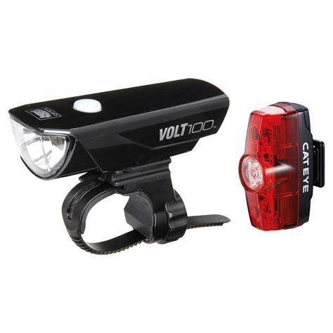 Wiggle Cateye Volt 100 Rapid Mini Rc Light Set Light Sets Mini Light Sets 100