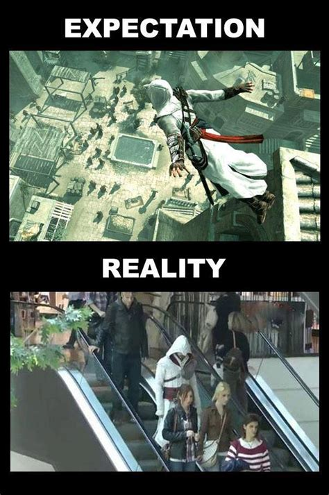 Funny Assassins Creed Memes - assassins creed memes