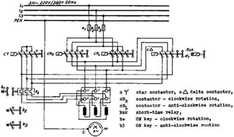 wiring diagram of delta motor starter wiring diagram