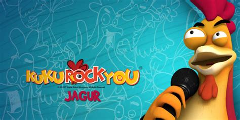 film kartun anak luar negeri kuku rock you film animasi karya anak indonesia