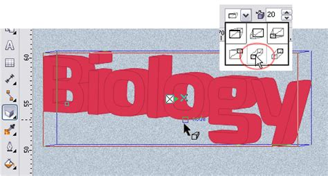 tutorial corel draw x4 3d text 20 minute how to make 3d text effects in coreldraw