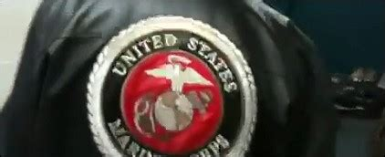 Turned Away By Marines by Former U S Marine Turned Away From Tn Poll For Refusing