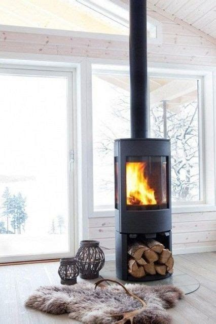 free standing wood fireplaces 3 cool types of fireplaces and 25 exles digsdigs