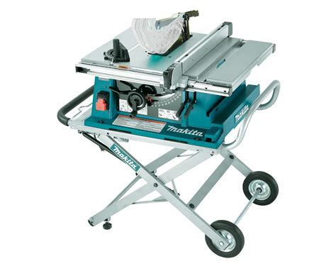 Makita 2705 Series 10in Contractor Table Saw With Electric