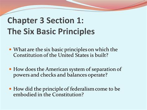 section 6 of the constitution chapter 3 the constitution ppt video online download
