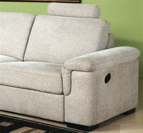 beige fabric sofa beige fabric modern sectional sofa w motion loveseat
