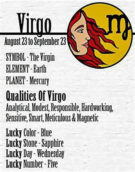 virgo color virgo zodiac signs