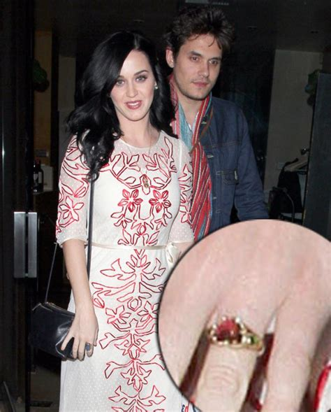 Lepaparazzi News Update And Mayer Ring In New Years by Are Katy Perry And Mayer Engaged Ny Daily News