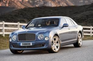 The Cost Of A Bentley Bentley Mulsanne Cars Prices Photos Specification