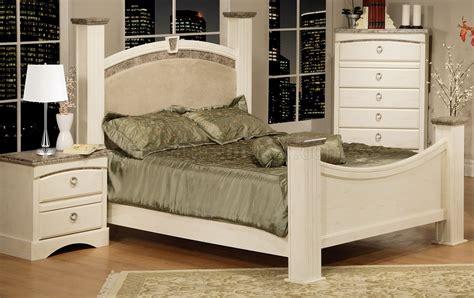 faux marble bedroom set faux marble bedroom set b205 bedroom set in cherry
