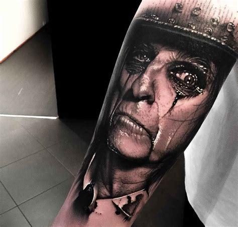 tattoo magazine artist levi barnett melbourne australia inkppl