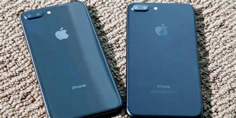 ini beda iphone 8 plus dan iphone 7 plus simak yuk oketekno