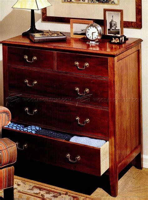 Cherry Dresser Plans ? WoodArchivist
