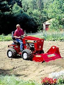 lawn and garden tractors garden org