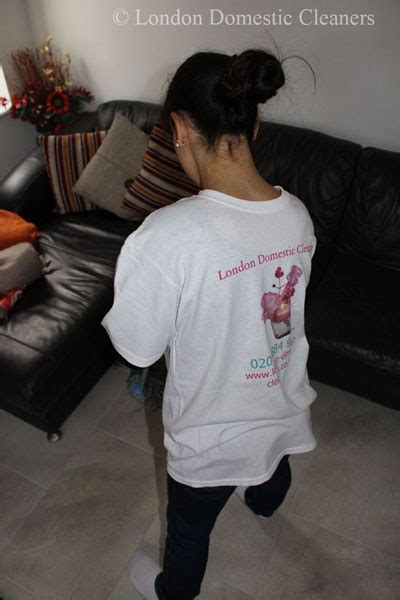 what to expect from a house cleaner what to expect when using domestic cleaners london