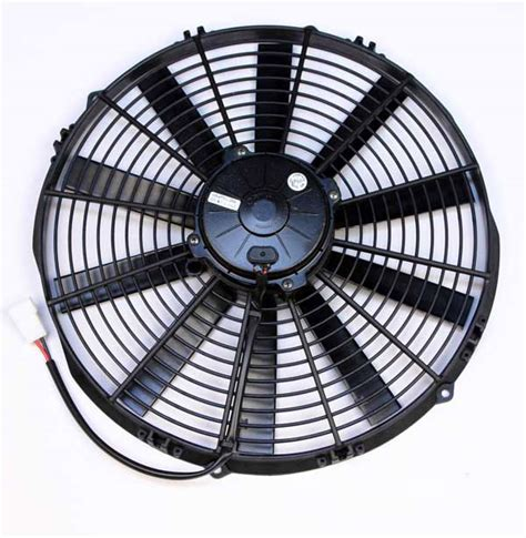 spal 14 electric fan a1 electric store spal 30102041 14 quot high