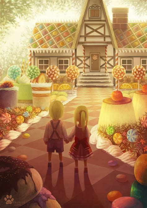 the candy house to the candy house by ruina on deviantart