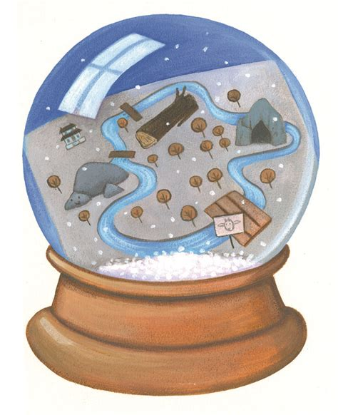 Potatoes At Turtle Rock by 17 Best Images About Winter Snow Globe Illustrations On