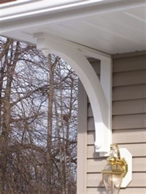 Front Porch Corbels Corbels On Front Porch Exterior Project