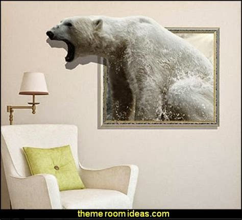 bear themed home decor decorating theme bedrooms maries manor penguin bedrooms
