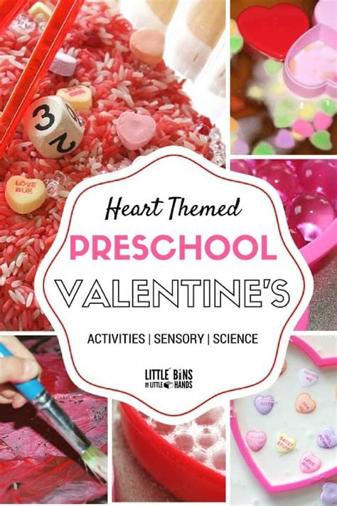 preschool valentines day preschool valentines day activities and experiments