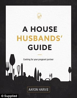 the husband s guide to books masterchef launches pregnany cookbook for dads
