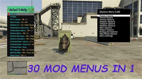 download game online mod offline xbox 360 gta 5 1 26 tu26 online offline mod menu