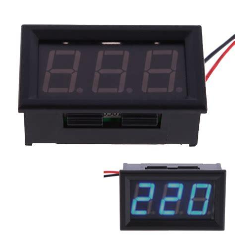 Fort Ac Digital Voltmeter 1display U Panel Metering buy wholesale ac digital panel meter from china ac digital panel meter wholesalers