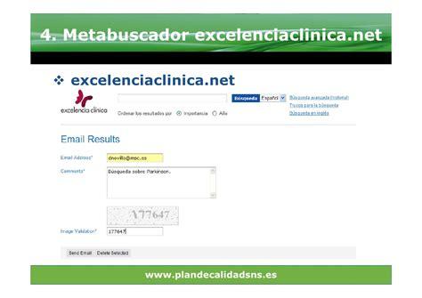 tutorial excel español motores de busqueda e informacion en salud metabuscador