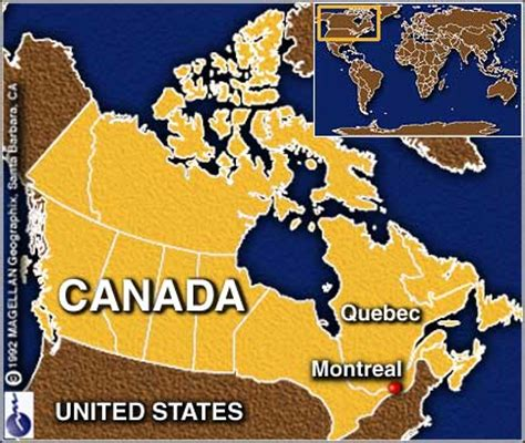 map canada montreal montreal canada map images