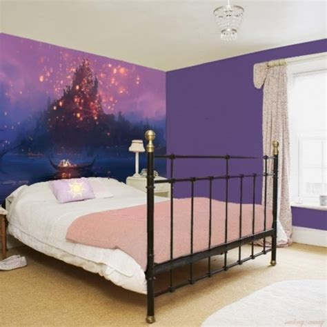 tangled bedroom make your own disney themed bedroom lish concepts