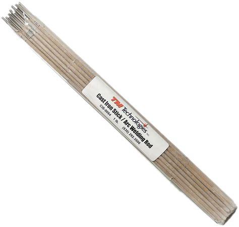 best arc welding rods cast iron filler metals for gas or tig welding