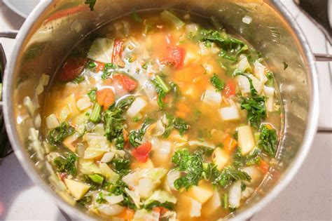Quick And Easy Diet Soup Healthy Recipe For Weight Loss