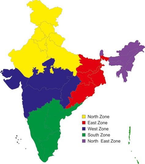 In India by Map Food Corporation Of India