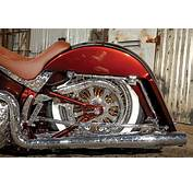 2005 Harley Davidson Fat Boy  Heritage With Style Lowrider