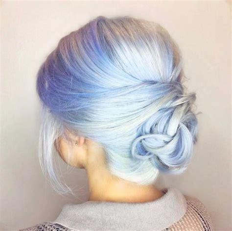 periwinkle hair style image the 25 best periwinkle hair ideas on pinterest indigo