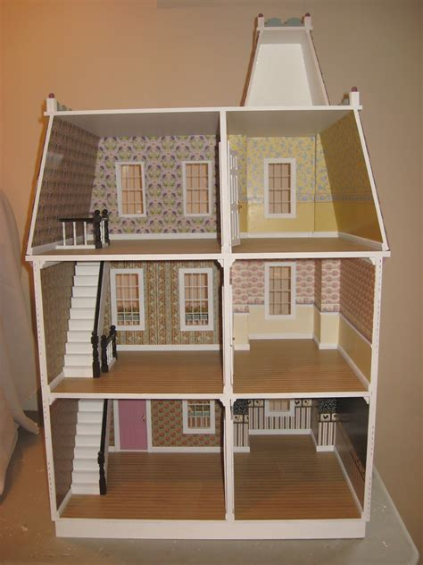 little doll houses little darlings dollhouses finished alison dollhouse