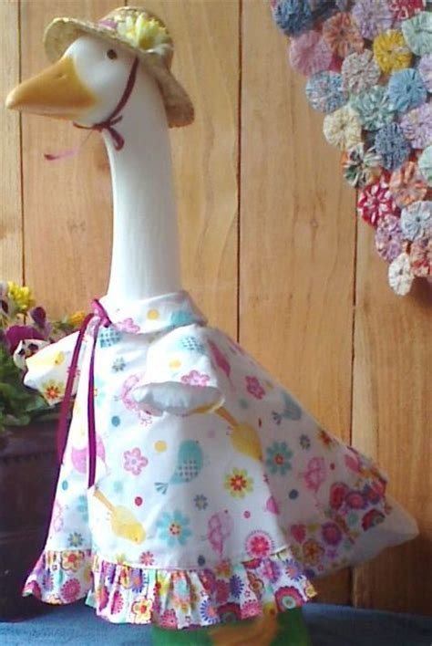 pattern for goose clothes 32 best images about lawn goose on pinterest valentines