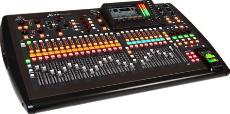Harga Crossover Merk Behringer kurnia musik semarang behringer x32 digital mixer