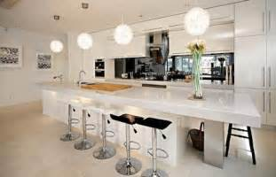 Large Kitchen Island Designs Open Kitchen With Large Island Workstation Traditional