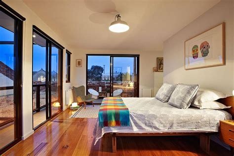 bedroom warehouse new york style warehouse conversion in melbourne 8 homedsgn
