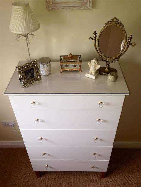 curiositaellya guest bedroom furniture makeover diy ikea tarva chest of 5 drawers my hack bedroom spare