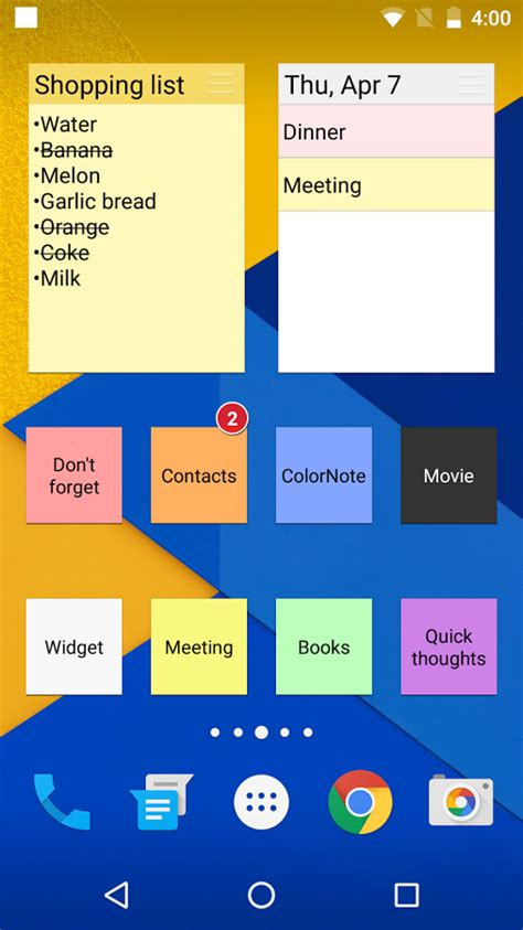 colornote apk colornote notepad notes for pc choilieng